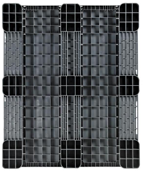 CS3 - Paleta de plástico, Palets Euro