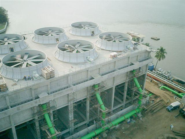 Mechanical draft cooling towers - Special Applications