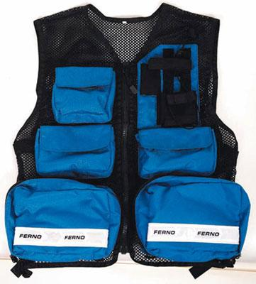 Suits Bodywear - CORDURA MESH MULTIPOCKET MEDICAL VEST