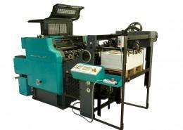 Rotary Die Cutting Machines - DC 74 / 52 x 74 cm
