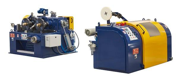 Wet wire drawing machines - wire drawing machinery