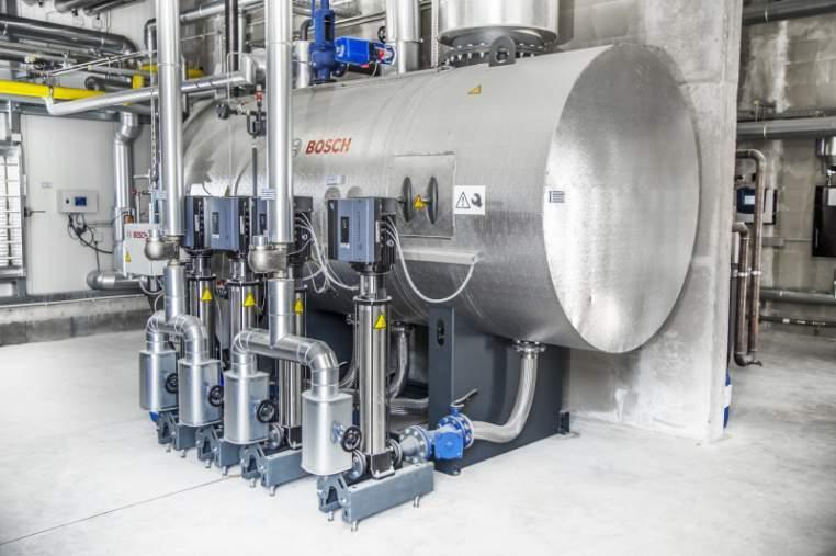 Bosch Модуль питательных насосов PM - Bosch Модуль питательных насосов