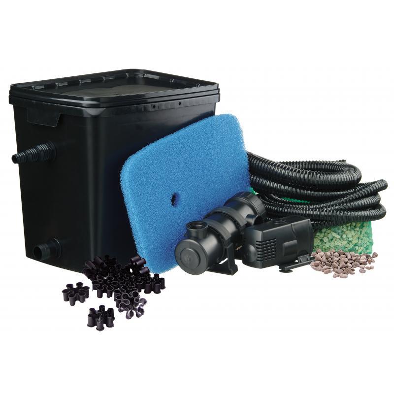 Filtres de bassin - Filtre de bassin ubbink FiltraPur PLUS SET UV et Pompe Xtra