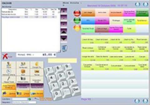 AC-LOG Textile - Logiciel de caisse pour magasin textile et prêt à porter