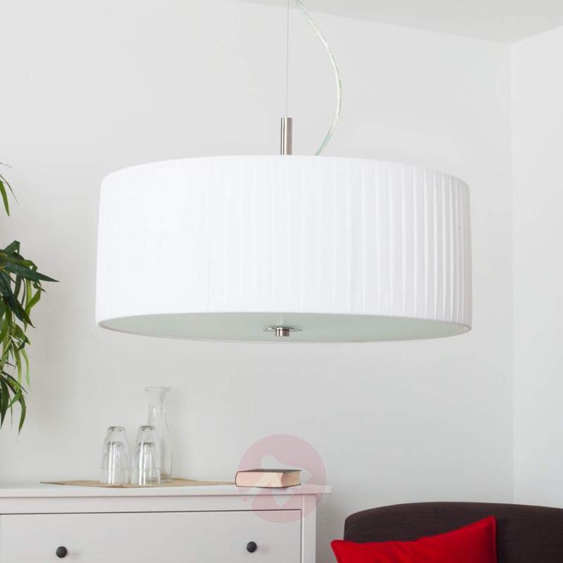 Paale fabric pendant light - Pendant Lighting