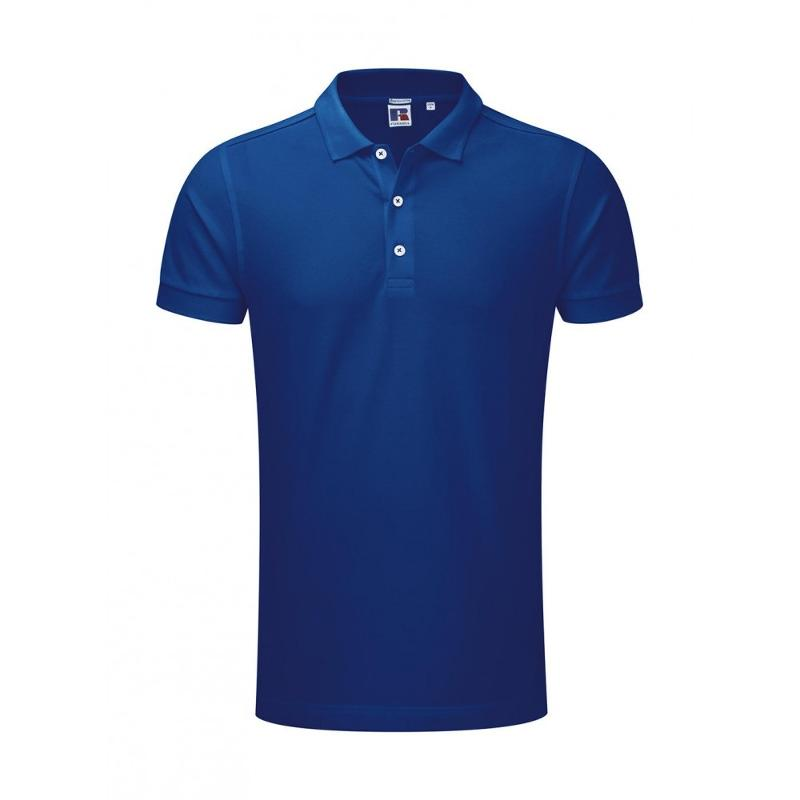 Polo homme Stretch - Manches courtes