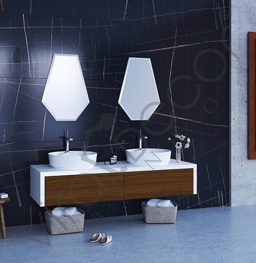 Familia 130cm - wooden bathroom furniture