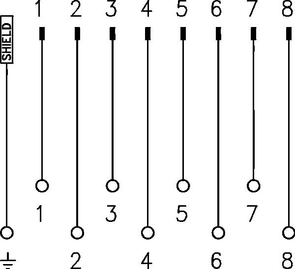 RJS 45 | Übergabemodul - null