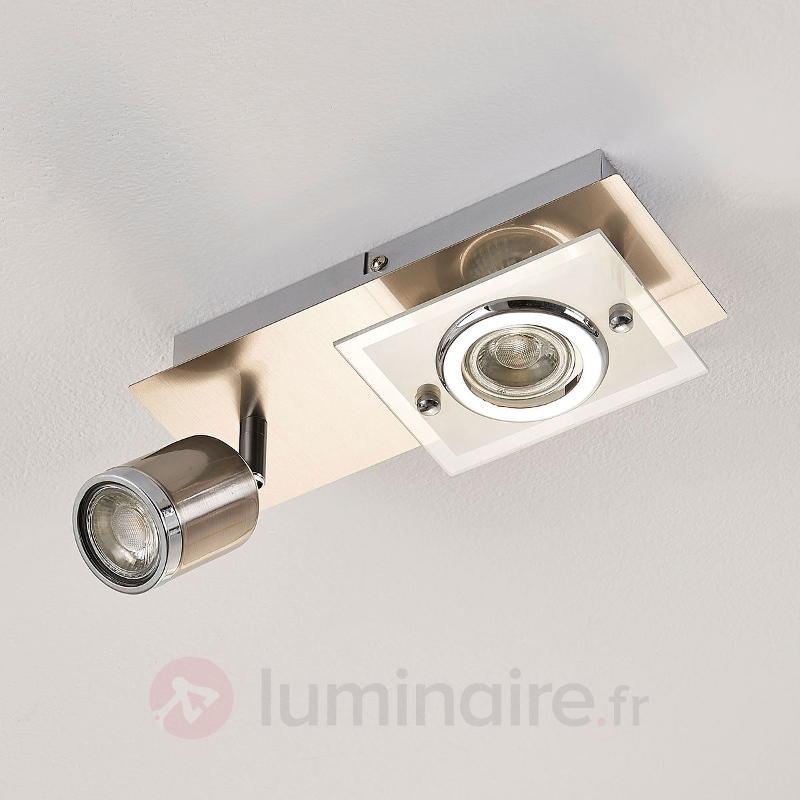 Spot LED original Fjolla - Spots et projecteurs LED