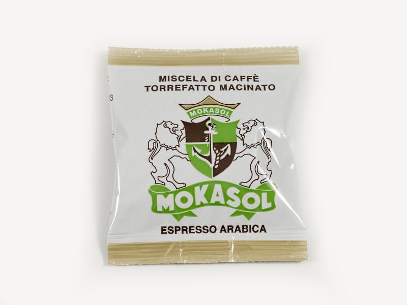 Caffè in Cialde ARABICA - Cialde