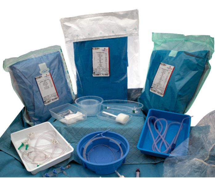 Disposable Surgical Drapes and Packs -