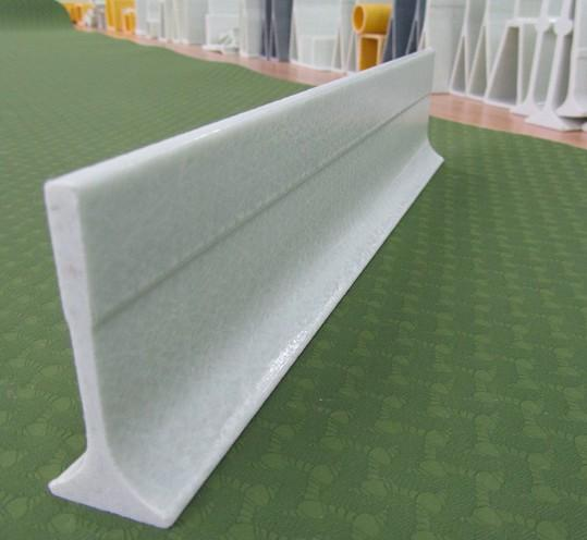 60mm fiberglass/FRP support beam/ profiles beams  - fiberglass/FRP support beam/ profiles beams for pig farrowing crate/poutry cage