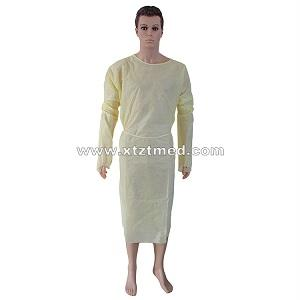 Robe d'isolation SMS -