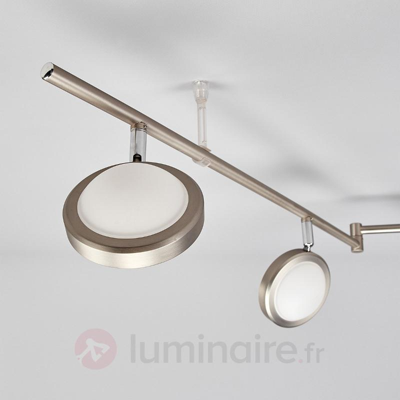 Plafonnier LED Manja à six lampes - Tous les plafonniers