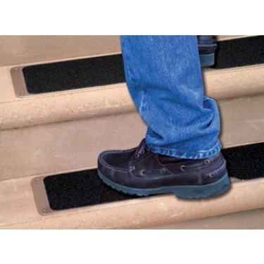 Nez de marche antidérapant escalier - Plaque Super Agrippante