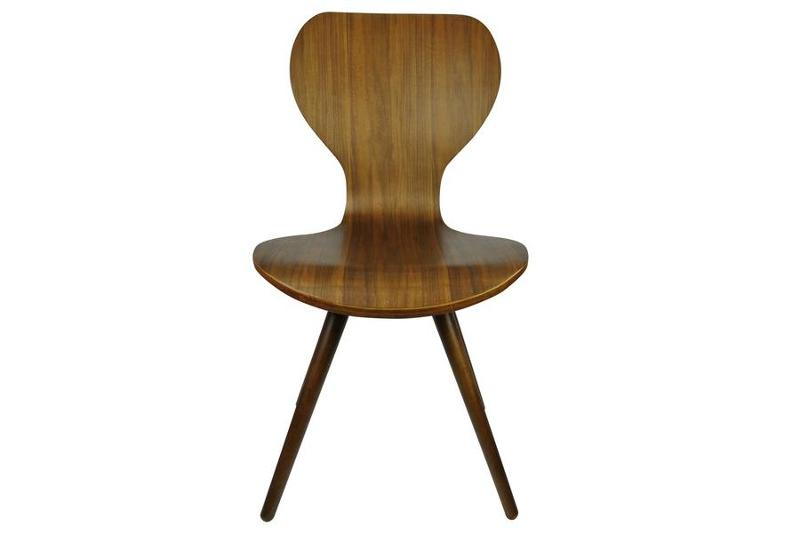 Chaise En Bois Design Scandinave 199 Sierra Mycreationdesign Com France