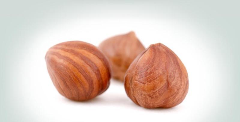 Nuts - Hazelnut: The tiny nut-treat