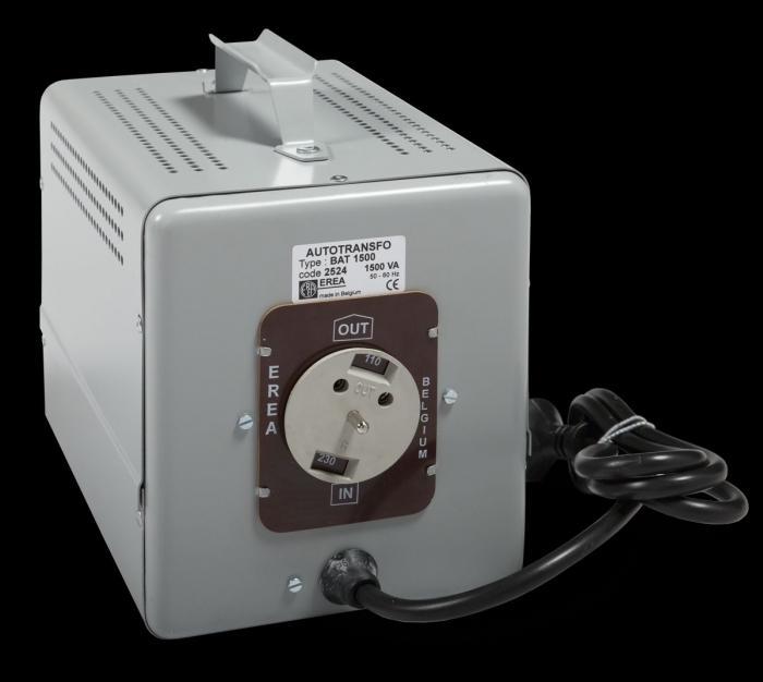 Einphasen Transformatoren - BAT1500