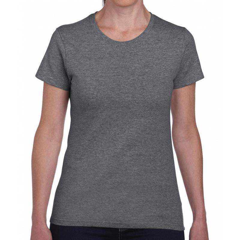 Tee-shirt femme Coton - Manches courtes