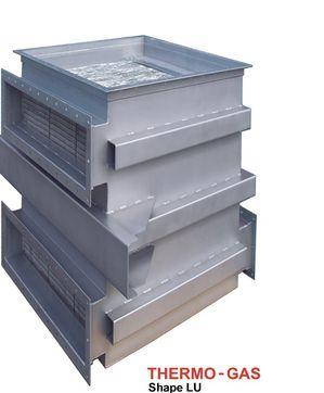 Plate heat-exchanger - ShapeK