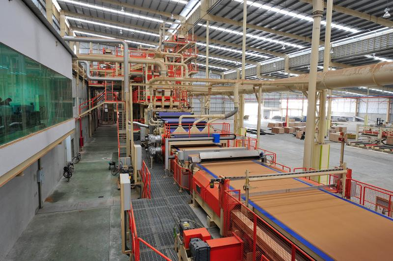 Mdf Forming Line - null