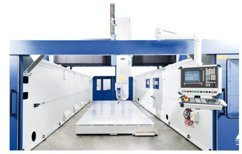 HG 5-axis Mould Making Milling System G-S-F(40-15)/M