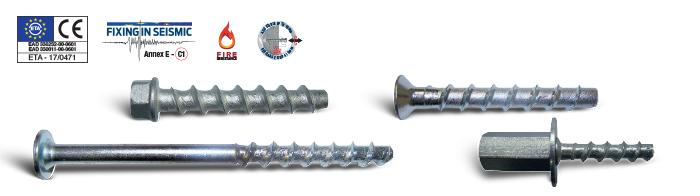 CLS-CE - Mechanical anchors