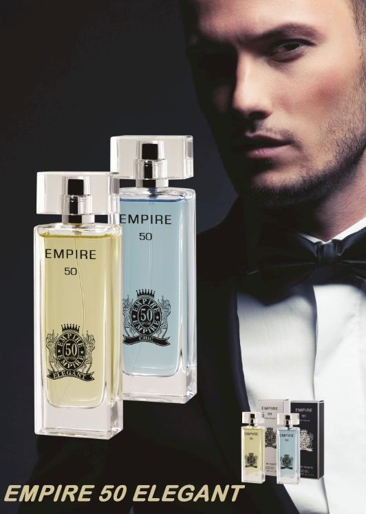 Parfums Pour lui - EMPIRE 50 ELEGANT