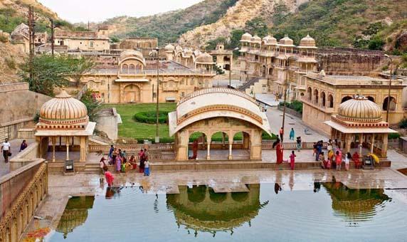 2N 3D Jaipur Pushkar Tour from New Delhi - Rajasthan Tour Packages