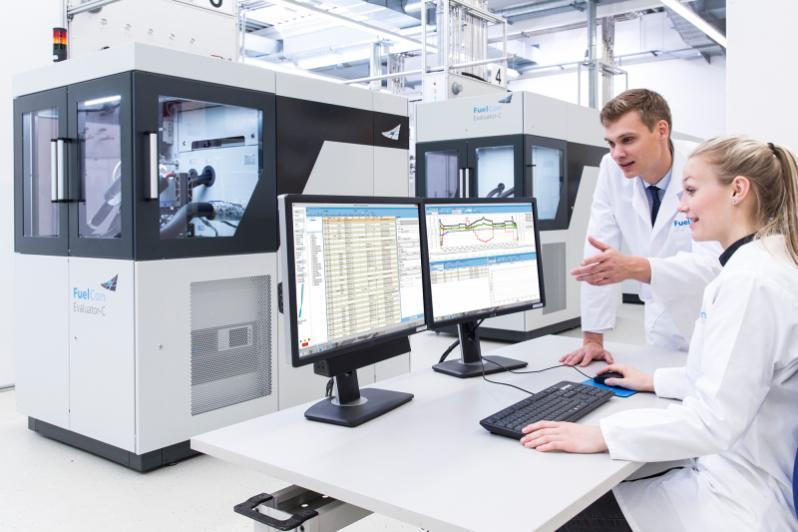 Automationssoftware für Evaluator Prüfstände
