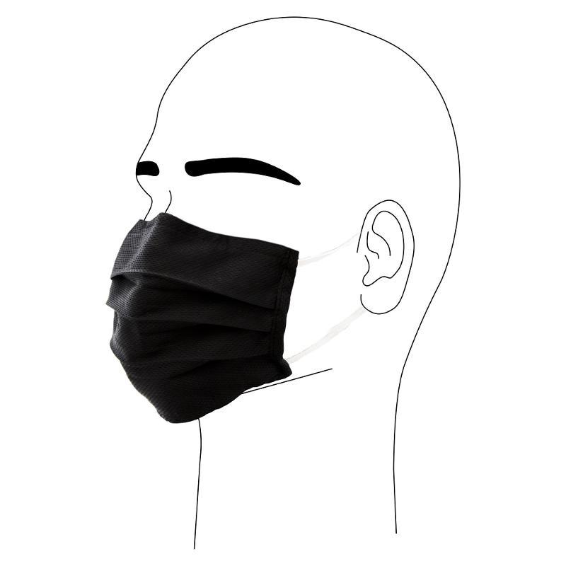 MASQUE BARRIÈRE EN TISSU LAVABLE - Masque De Protection Respiratoire
