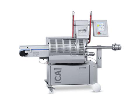 POLY-CLIP SYSTEM: CLIPPATRICI semiautomatiche e automatiche - ICA 8700