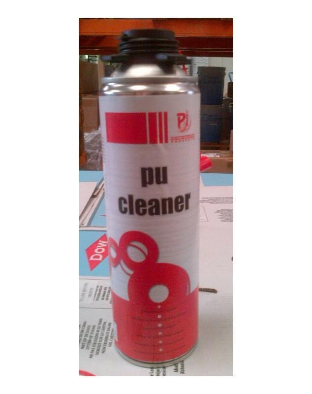 ACETONE EN BOMBE - CLEANER - FROTH PAK DETAIL