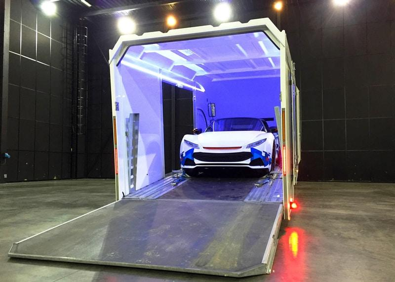 Transport de voiture de luxe - PARTICULIERS