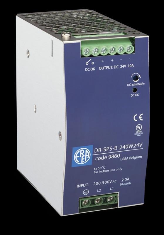 DC Power Supply Units - DR-SPS-B240W24V