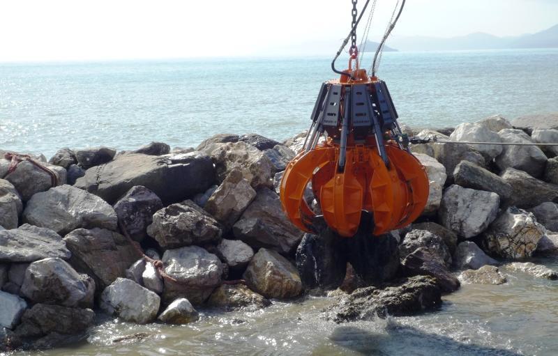 Polipo idraulico - Settore marittimo