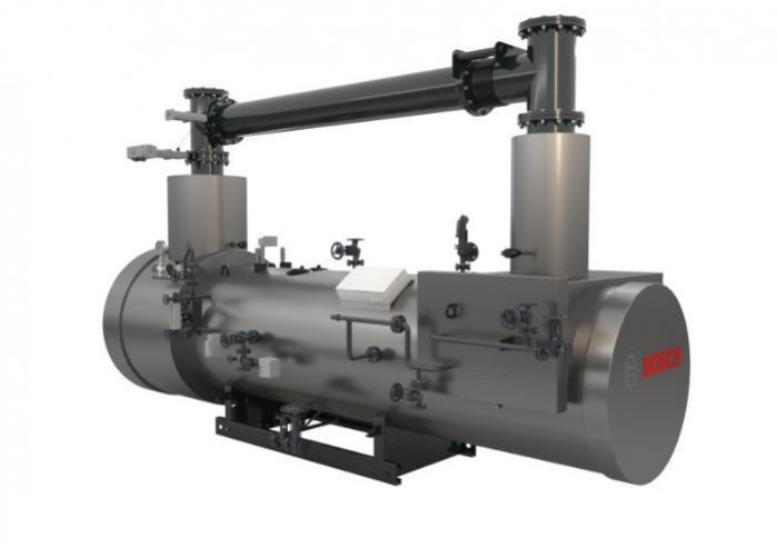 Bosch Universal Heat recovery steam boiler HRSB - Bosch Heat recovery systems - Universal Heat recovery steam boiler HRSB
