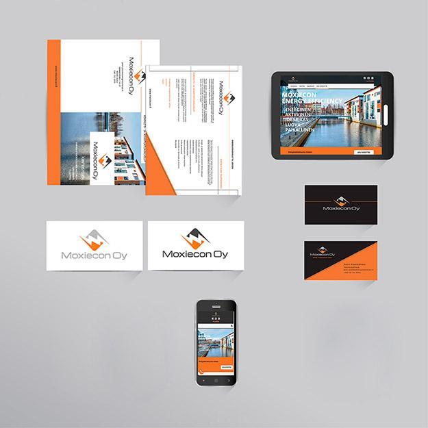 Brändin Rakentaminen Yritykselle - Brändin suunnittelu ja markkinointimateriaalit