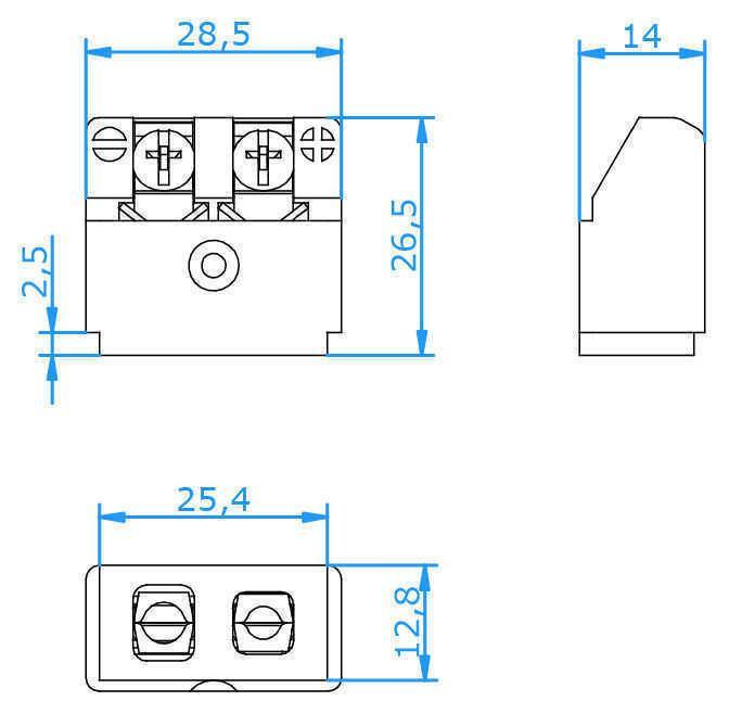 Panel Standard Insert High-temperature (PSIH) - Panel Standard Insert