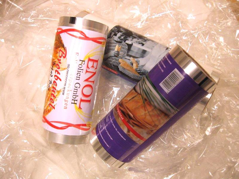 Foils and bags for bread and bakery products - null