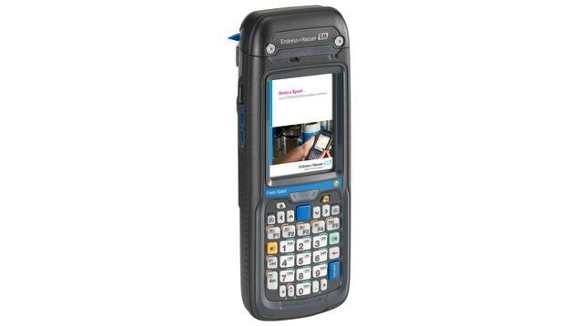 Asset Management mobile avec Field Xpert SFX370 -