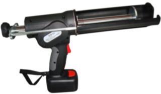 Customized sealant and adhesive applicator - PowerMax HPD-9545-10.8V Li-Ion