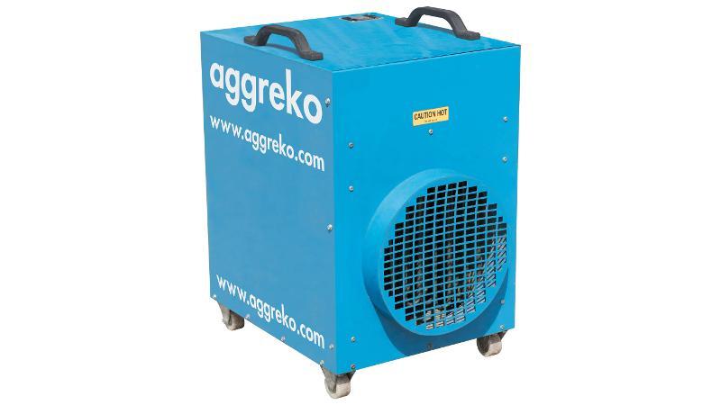 Riscaldatore Elettrico Da 18 Kw - Noleggio Di Riscaldatore