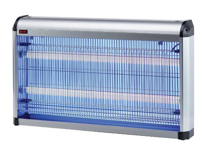 Destructeur d'insectes à grille Electrifiée 40W, - ref 51538
