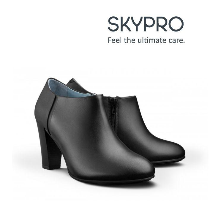 Sapatos de mulher para a aviação - NADINE JEPPESEN