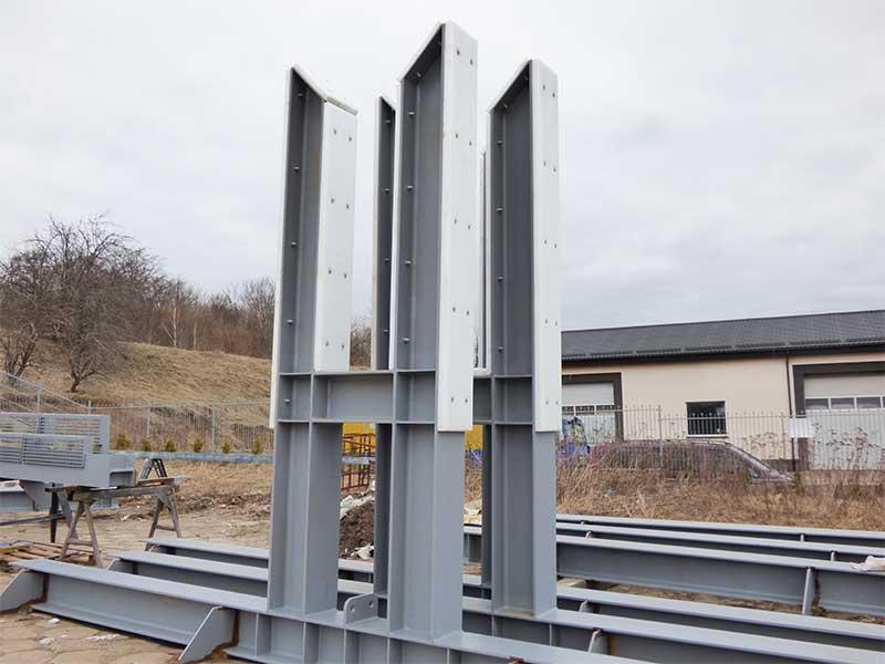Offshore Stahlkomponenten