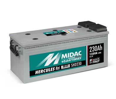 Hercules - Batteries Midac