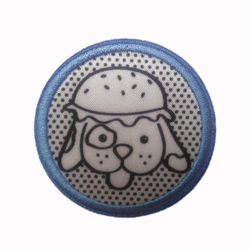 Screen Printing Patches - HY-SP1027