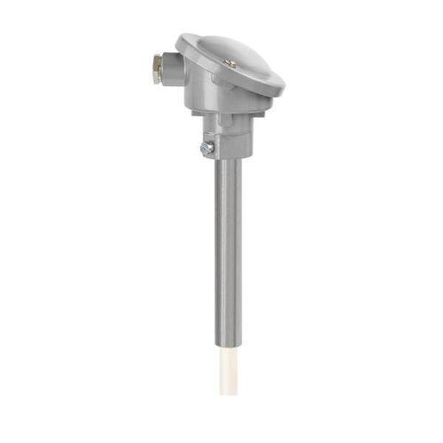 OPTITEMP TCA-P64 - Sensor de temperatura termopar tipo K / de brida / con termopozo de cerámica