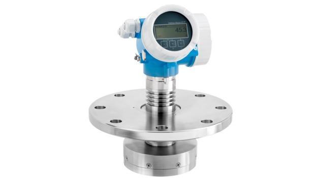 Radarmesstechnik Laufzeitmessverfahren ToF Micropilot FMR54 -